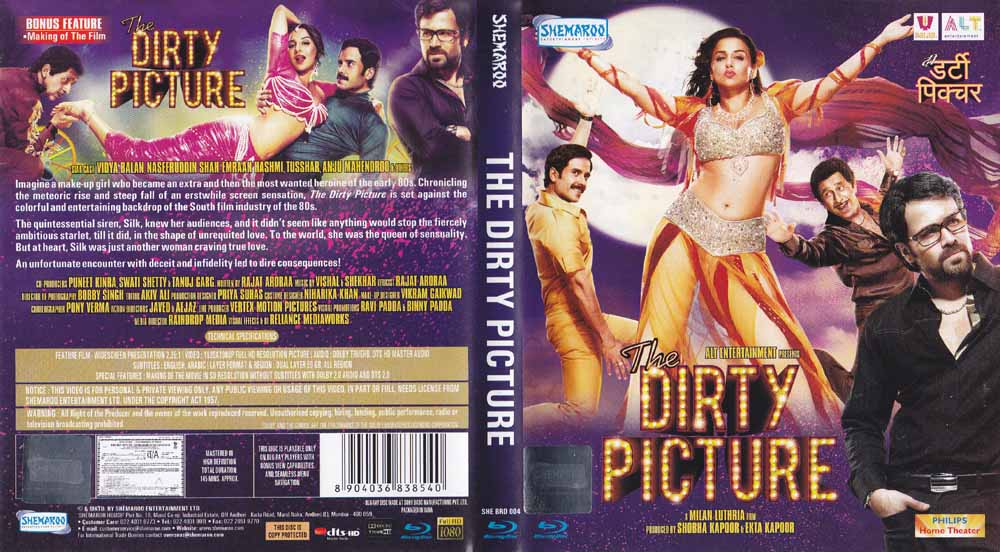 new hindi movie the dirty picture