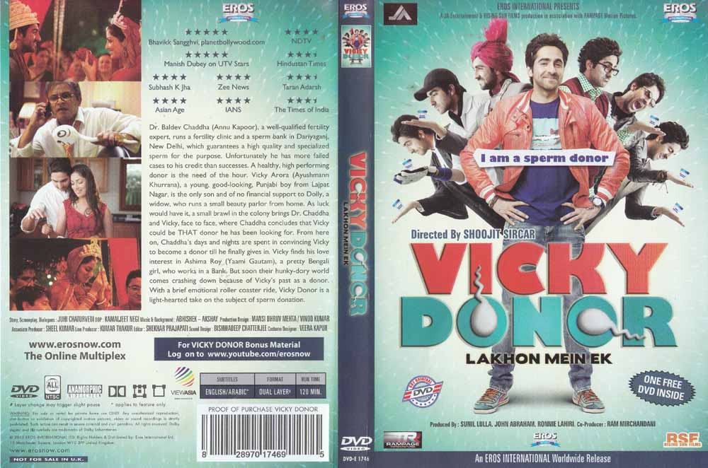 the Vicky Donor in hindi full movie download