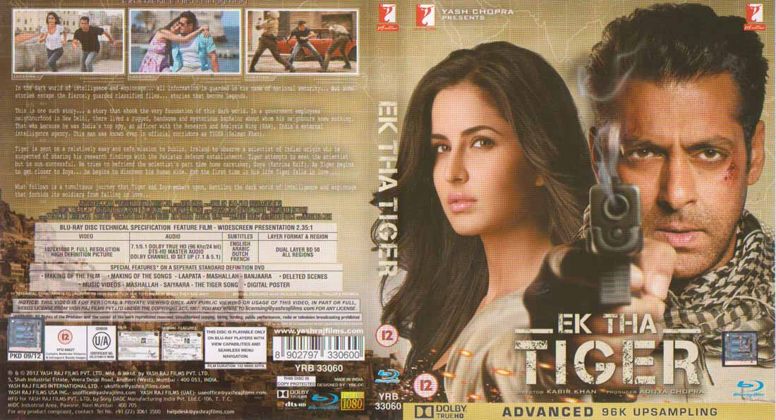 Free Watch Ek Tha Tiger Full Hindi Movie