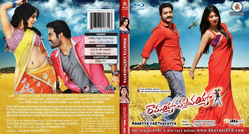 Telugu item songs hd 1080p blu ray / List of top box office