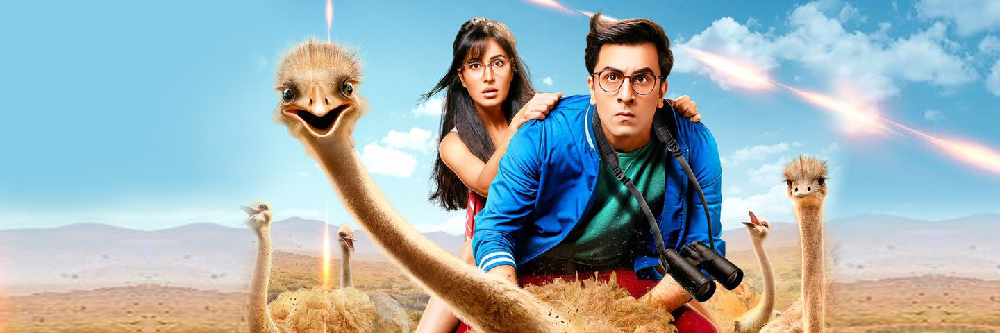 Jagga Jasoos Hindi DVD