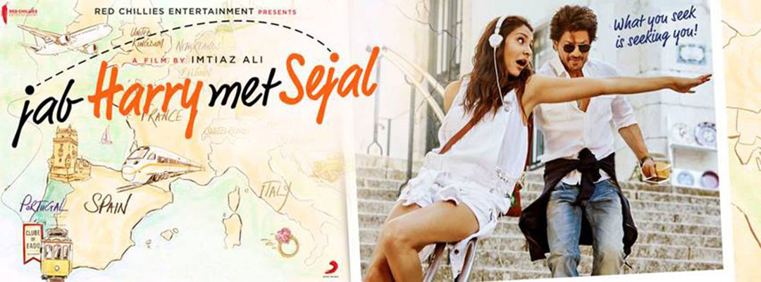 Jab Harry Met Sejal Hindi DVD