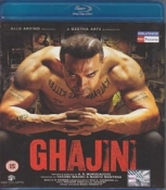 Ghajini Hindi  Blu Ray