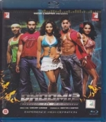 Dhoom 2 Hindi  Blu Ray