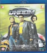 Dhoom Blu Ray