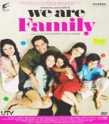 We Are Family Hindi DVD