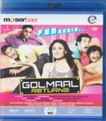 Golmaal Returns Blu Ray