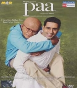 Paa Hindi DVD