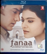 Fanaa Hindi Blu Ray