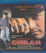 Ghulam Hindi  Blu Ray