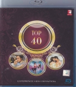 YRF Top 40 Songs Hindi Blu Ray Disc