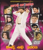 Hits of 2003 Telugu Dvd