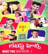 Latest Hits Vol.3 Telugu Dvd