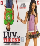 Luv Ka The End Songs CD