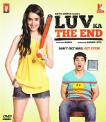 Luv Ka The END Hindi DVD