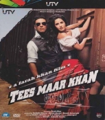 Tees Maar Khan Hindi DVD