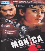 Monica Hindi DVD