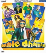 Double Dhamaal Hindi DVD