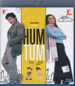 Hum Tum Hindi Blu Ray