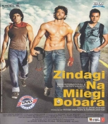 Zindagi Na Milegi Dobara Hindi DVD (2 DVD Pack)