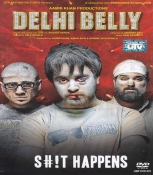 Delhi Belly Hindi DVD