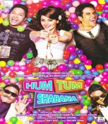 Hum Tum Shabana Hindi DVD