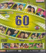 Aditya's 60 Latest Video Songs DVD(2 Disc)