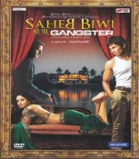 Saheb Biwi Aur Gangster Hindi DVD