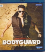 Bodyguard Hindi Blu Ray