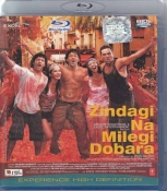 Zindagi Na Milegi Dobara Hindi Blu Ray