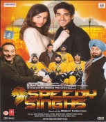Speedy Singhs Hindi DVD