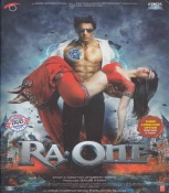 Ra.One Hindi DVD (Ra One)