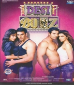Desi Boyz Hindi DVD