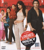 Ladies vs Ricky Bahl Hindi DVD