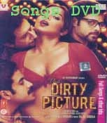 The Dirty Picture Hindi Songs DVD
