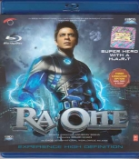 RA.One Hindi Blu Ray