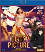 The Dirty Picture Hindi Blu Ray