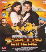 Speedy Singhs (Break Away) English DVD