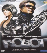 Robot Hindi DVD
