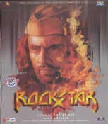 Rockstar Hindi Bollywood DVD