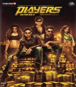 Players Hindi DVD
