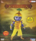 Little Krishna English DVD