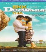 Ekk Deewana Tha Hindi DVD