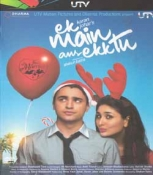 Ek Main Aur Ekk Tu Hindi DVD
