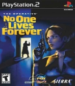 No One Lives Forever PlayStation 2