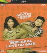 Tere Naal Love Ho Gaya Hindi DVD