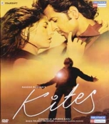 Kites Hindi DVD