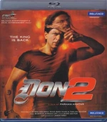 Don 2 Hindi Blu Ray
