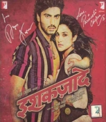 Ishaqzaade Hindi Audio CD