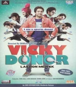 Vicky Donor Hindi DVD